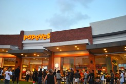 Popeyes PH. Photo by Steph Arnaldo/Rappler