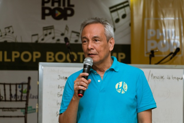 Jim Paredes, Coach (3)